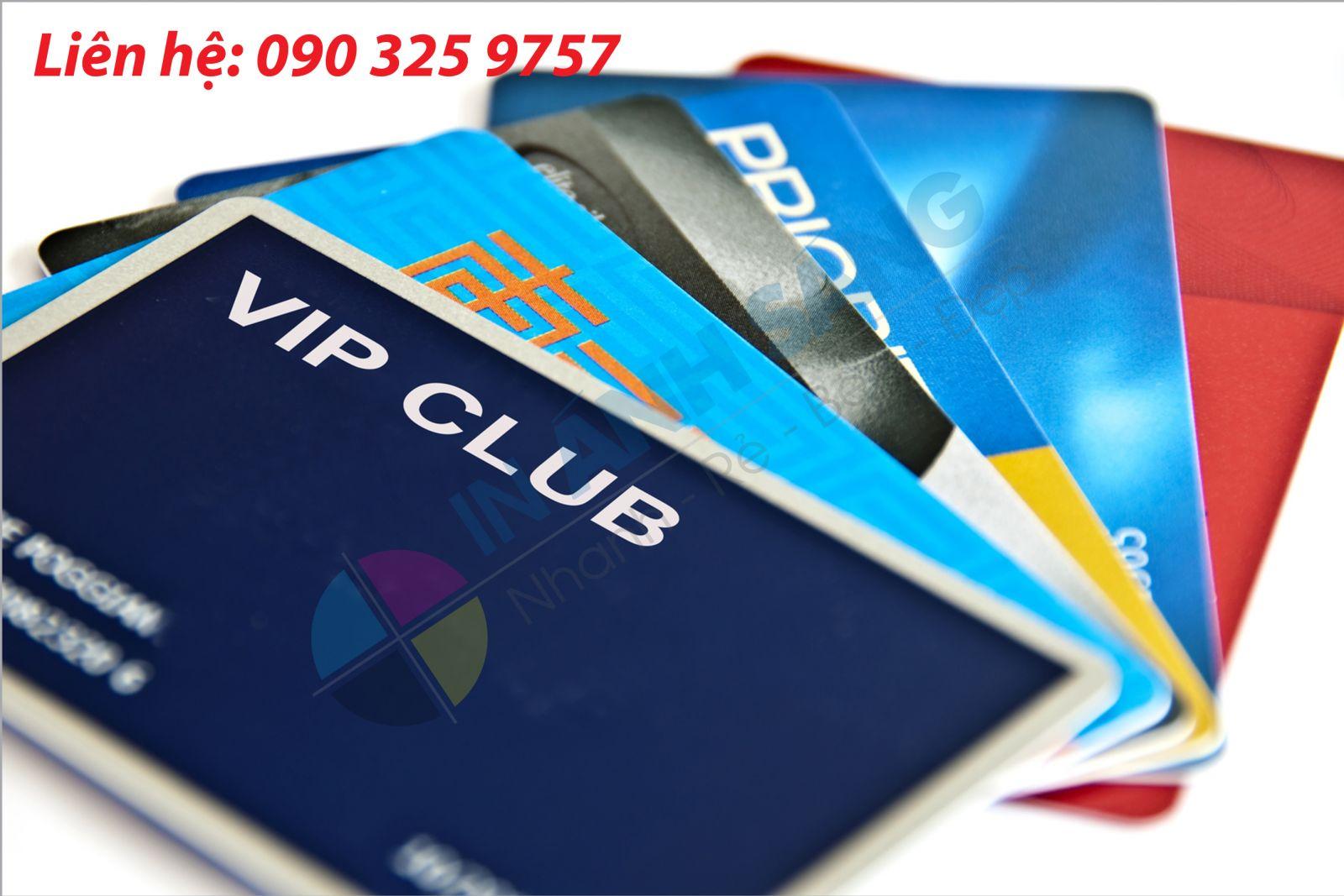 Lợi ích và dịch vụ in thẻ nhựa giá rẻ tại Ánh Sáng