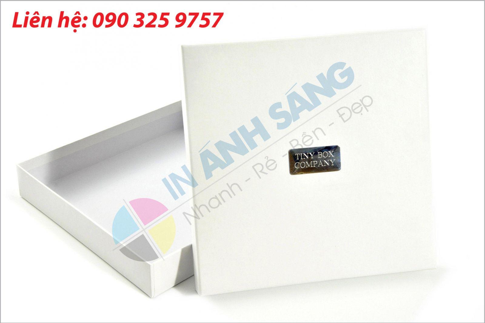 Quy trình in hộp giấy, hộp carton lạnh, hộp carton sóng