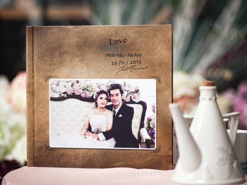 Dịch vụ In nhanh album ảnh cưới uy tín tại Hà Nội