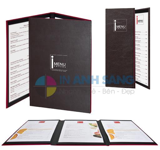 Ưu điểm của in nhanh kỹ thuật số trong thiết kế menu, tem nhãn